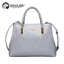b4ede63928749 Echtes leder taschen frauen ZOOLER 2019 neue Heiße luxus handtasche frauen  schulter taschen designer Business damen