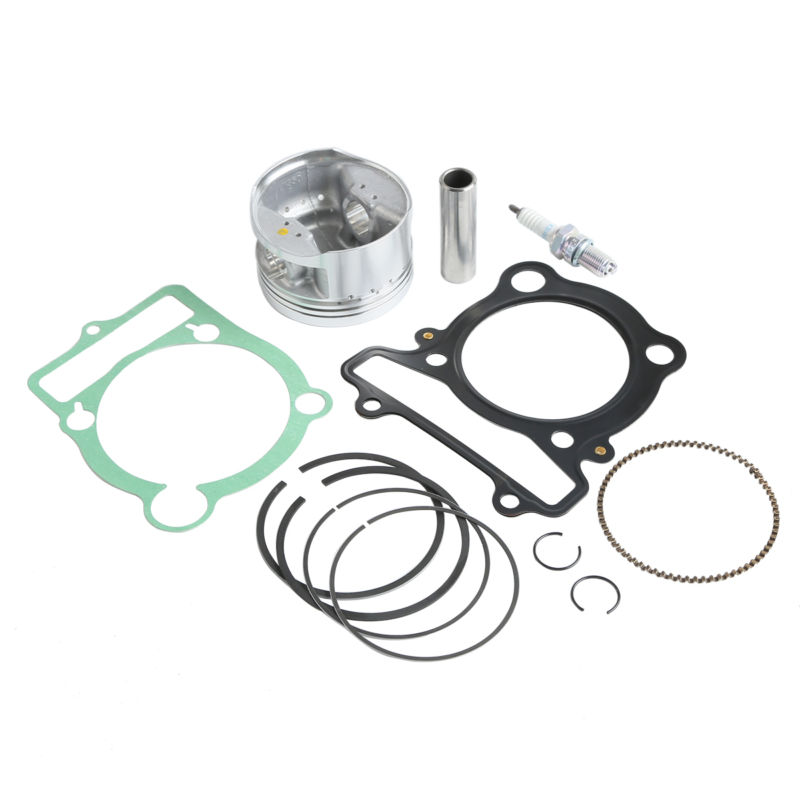 цена на Piston Head Gasket NGK Spark Plug Kit Fits FOR Yamaha Warrior 350 YFM350 1987-2004