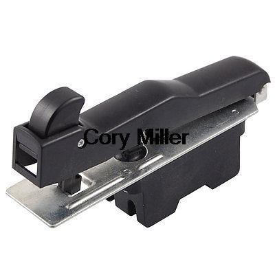 2NO AC 250V 12A Power Trigger Switch for Hitachi 180 Angle Grinder