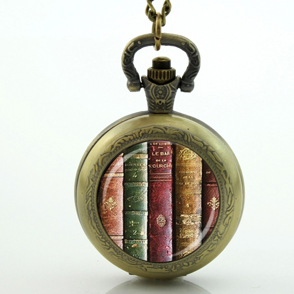 Pocket Watch Book