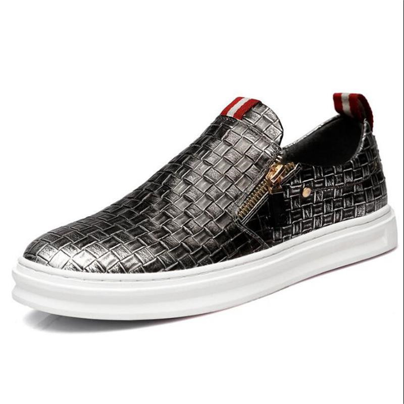 Cuero 1 Herren Schuhe Sapatos Couro Zapatos Homens Cuir Novos De Hommes Hombre En Genuino Chaussures Mocassins 1Y8ZqFw