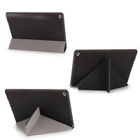 protective pu leather Multi-folded Soft Tablets Case For iPad Air 2 9.7 Protective Covers TPU+PU Leather Smart Tablet Case For iPad Air Case iPad 9.7 (4)