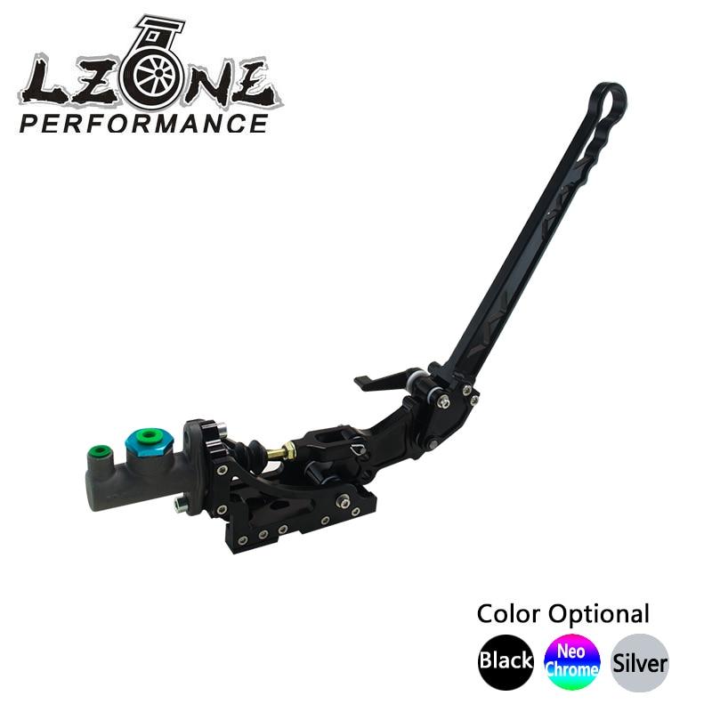 ФОТО LZONE RACING- Universal Jdm Hydraulic Horizontal Rally Drifting E-brake Lever HandBrake (default color BLACK) JR3633BK