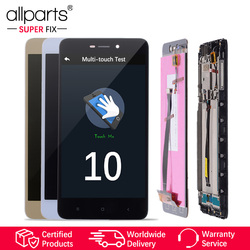 Original Display For XIAOMI Redmi 4A LCD Touch Screen with Frame LCD For XIAOMI Redmi 4A Display Screen Replacement Parts #3