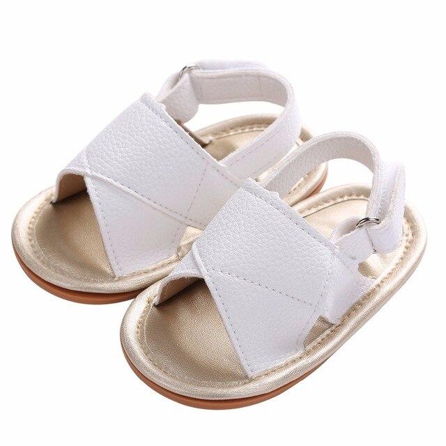 Белого Твердого Вещества Мягкой Подошвой ПУ Кожа Baby Boy Первые Ходунки Обувь, Не скользит Chaussure Bebe Menino Крещение Фотография реквизит
