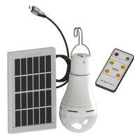 태양 야외 캠핑 전구 원격 적외선 원격 제어 usb 충전 휴대용 디 밍이 가능한 플래시 led 손전등 휴일