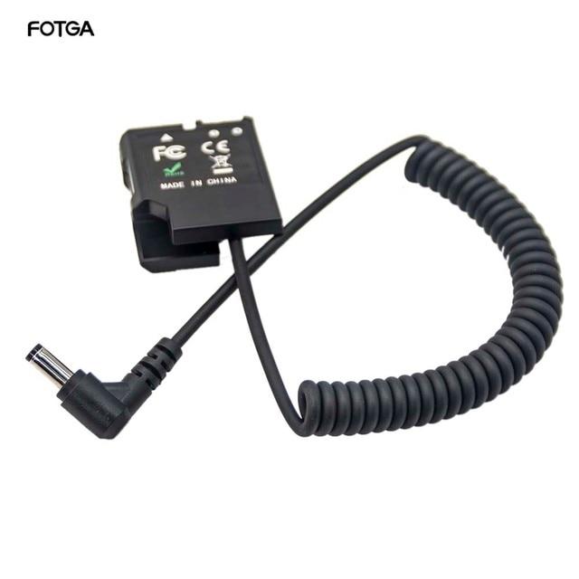 FOTGA EN EL14 Giả Pin Nguồn Cung Cấp DC Khớp Nối EP 5A cho Nikon D5600 D5500 D5300 D5200 D5100 D3300 D3400 P7800 P7700 p7100