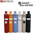 Электронная Сигарета Joyetech эго AIO D16 D22 All-in-One Starter Kit с 2 мл Танк Atomzier и 1500 мАч Батареи Испаритель