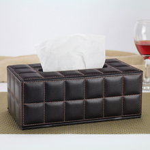 Aikeen European PU leather Organizer Tissue Box Home Office Table Vintage Classic & Buy office table set and get free shipping on AliExpress.com