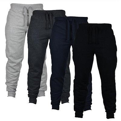 100% QualitäT Größe S-2xl Männer Casual 4 Farben Ganzkörperansicht Mid Taille Hosen Harem Baumwolle Herbst Winter Hosen