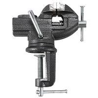 50mm Schweren Tisch Schraubstock Bank Umge Universal Schraubstock Desktop Schraubstock-in Schraubstock aus Werkzeug bei
