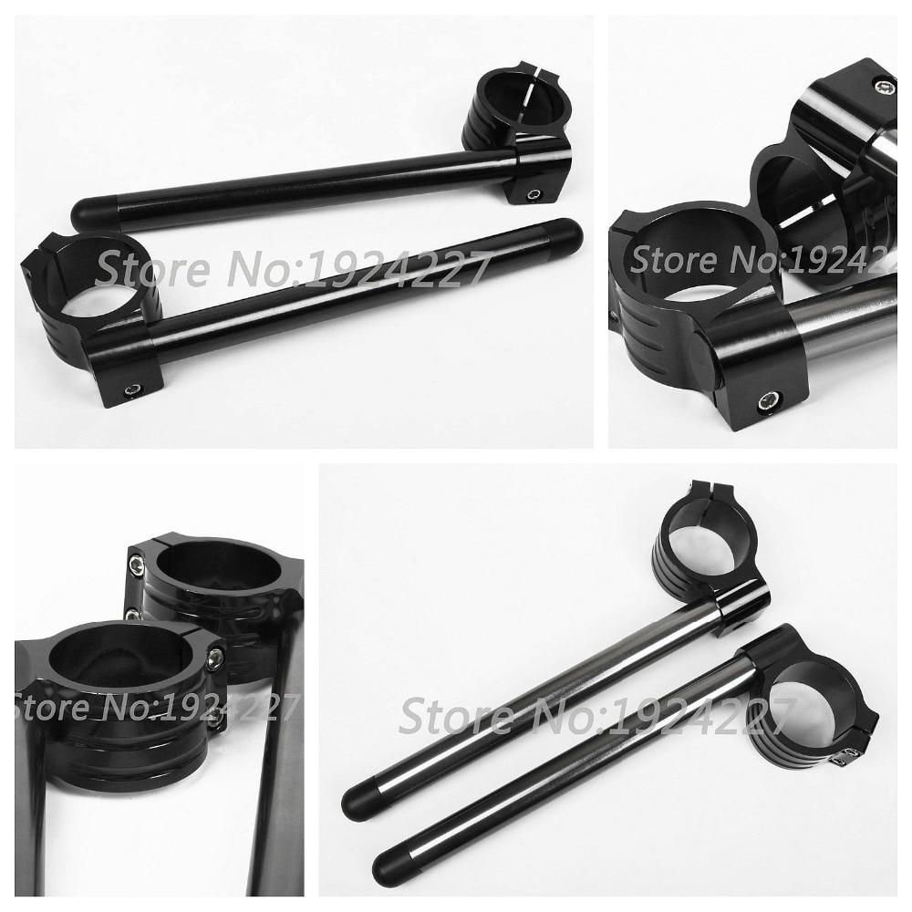 For Honda CBR600F2//F3 1991-1998 NSR250 BROS650 BROS400 41mm Handle Bar Clip Ons