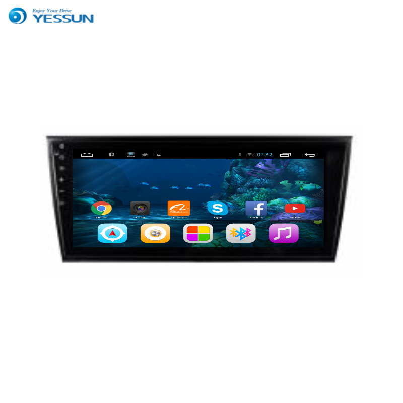 YESSUN For Subaru Outback 2015~2016 Android Car Navigation GPS HD Touch Screen Stereo Player Multimedia Audio Video Radio Navi yessun android car navigation gps for hyundai kona 2015 2017 audio video hd touch screen stereo multimedia player no cd dvd