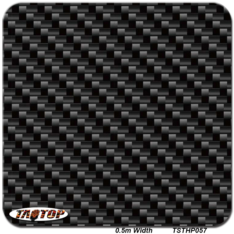 ITAATOP Carbon Water Printing 0.5m Width TSHP057 Water Transfer Film Hydrographic Pattern Water Transfer Printing Film