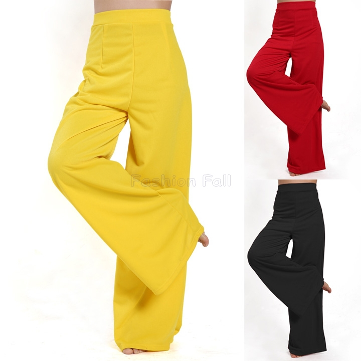 Ladies Trousers Sweatpants Spring 2015 Plus Size Woman Pants Wide ...