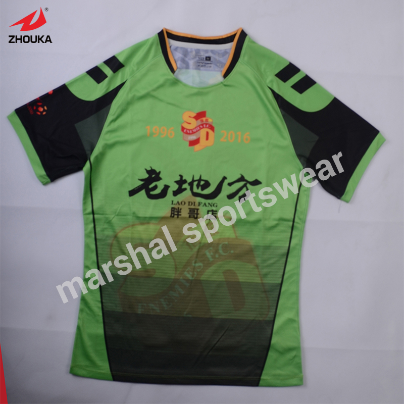 top quality OEM your own football team shirts football training shirt all football kits top quality motorcycle team graphics