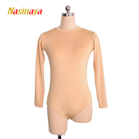 21 Colors Customized Clothes Ice Skating Figure Skating Leotard Gymnastic Bodysuit Skater Adult Child Girl Jumpsuit