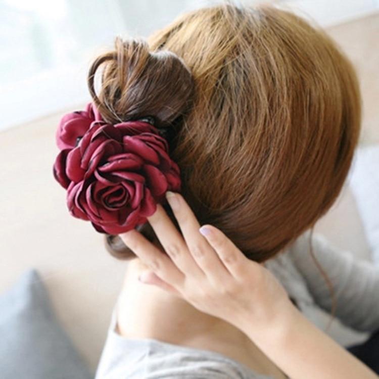Flower Big Hair Gripper