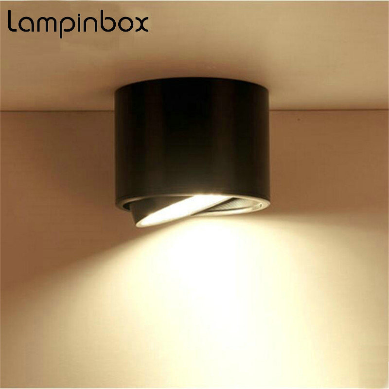 LED Ceiling Light Mounted 3W 5W 7W 9W 12W 18W Clothing gallery Ceiling Mounted Down lights LP-94