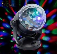Lumiere RGB LED Music Stage Lighting Effect DMX Disco Club DJ Light Show Bulb Projector Crystal