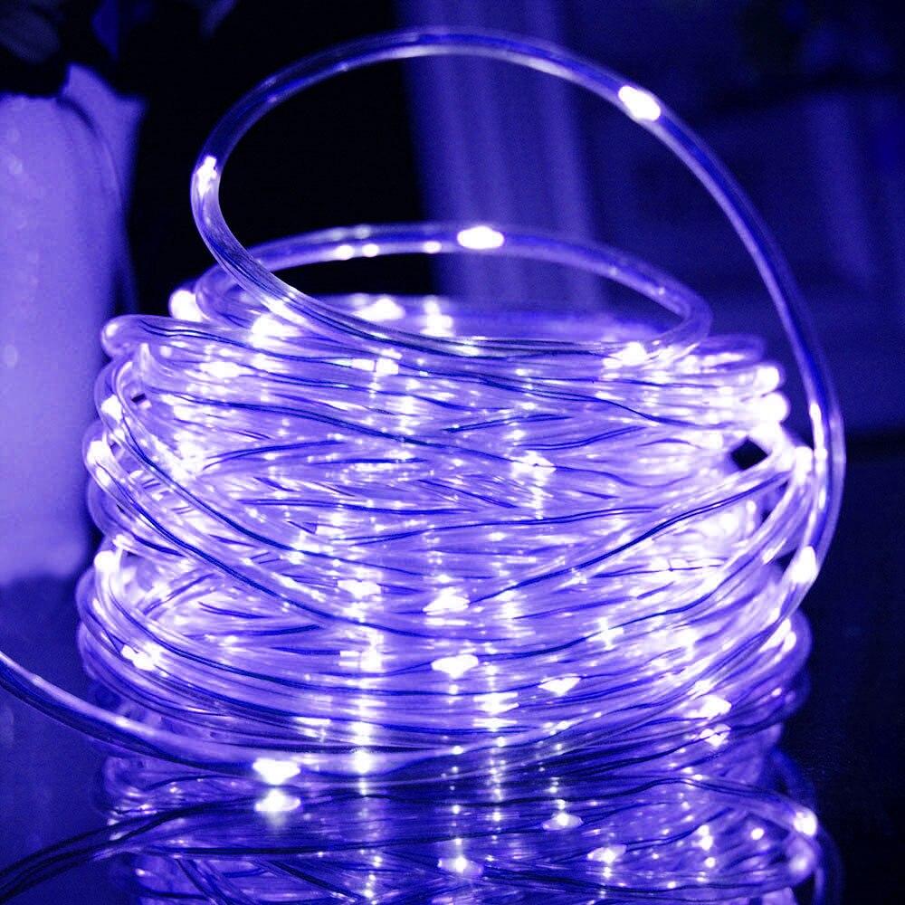 Aus Dem Ausland Importiert Led Outdoor Solar Lampe Usb Led Lichterketten Fee Urlaub Weihnachten Solar Party Girlande Solar Garten Wasserdicht Lichter Licht & Beleuchtung