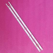 """2D New LED Strip  40"""" UA40ES6100J UE40ES5500 For Samsung SLED 2012SVS40 7032NNB LEFT56/RIGHT56 2D 500mm 56LEDs*3V"""