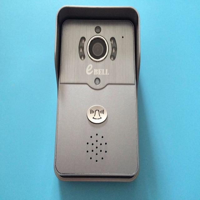 Эбелл wi-fi ip-видео домофон ночного видения дверной звонок разблокировать смартфон с PIR motion detector door bell