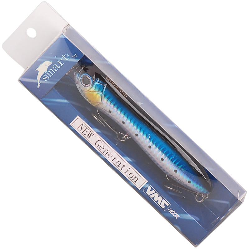 Pametna olovka Tvrdi mamac 130mm 30g Top Laser za vodu sa mamcima za - Ribarstvo - Foto 5