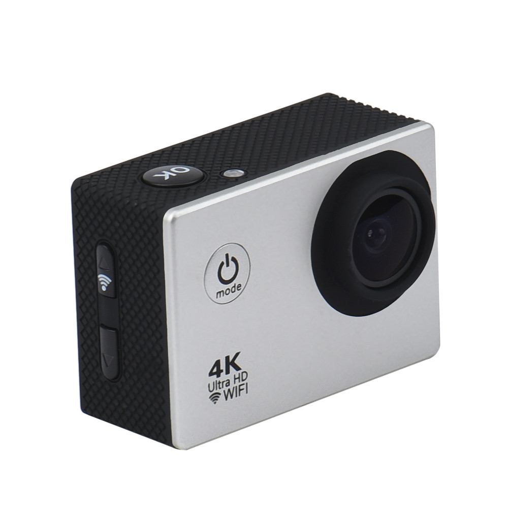 Waterproof Case 4K WIFI Mini Action Cam HD DV Sports Recorder Camera Web HDMI MOV Snapper Single Shot Record Video