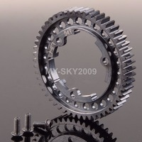 6449 / 6449X Steel Spur gear 54 tooth For RC Model Traxxas X MAXX 77076 4 ; XO 1 64077 3