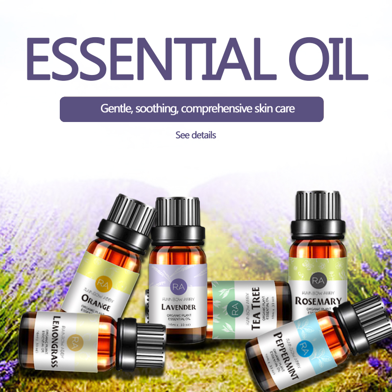 Aliexpress.com : Buy 10ml * 6 bottles Pure essential oils