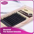 Soft Mink Eyelashes J/C Curl 8-13mm Fake False Eyelash Mink Single 0.10/0.15mm Thickness Makeup Eyelash Extention