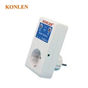 Image 4 - Contrôleur de température 16a GSM, alarme hors tension, pour la maison, interrupteur relais Intelligent, sortie SMS, télécommande, ouvre porte