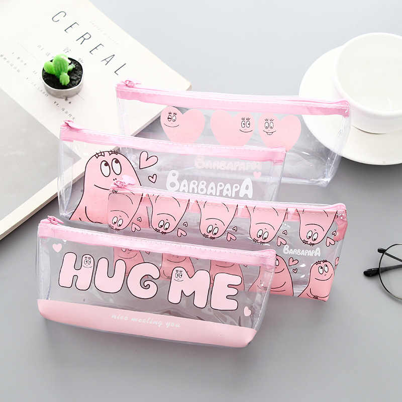 Kawaii Doll Pencil Case Quality School Supplies Stationery Gift Pencilcase School Cute Pencil Box School Tools