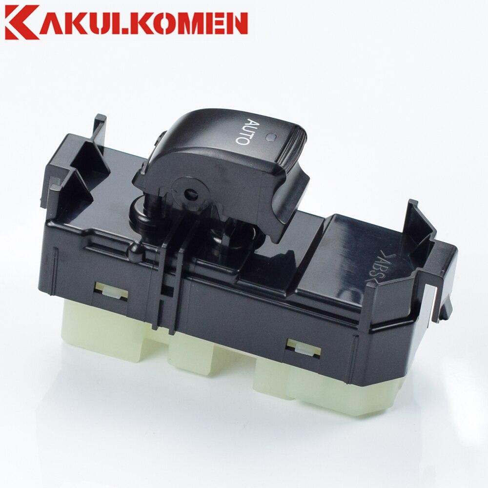 Electric Power Window Switch Panel Push Button For Toyota Land Cruiser Prado 2002 2010 84030 60022 84030 60023