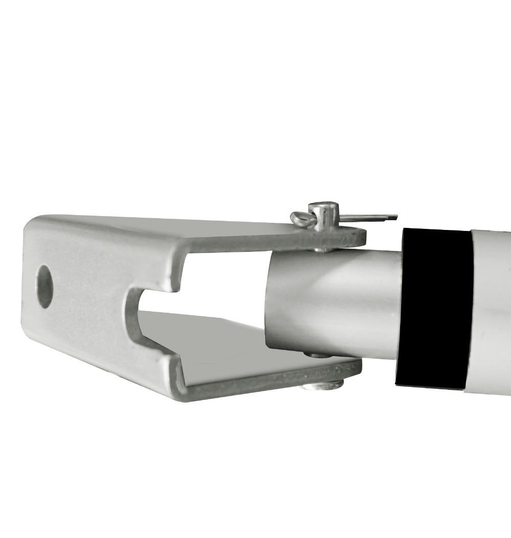 Бесплатная доставка 300 мм ход 12 В постоянного электрического линейный привод, солнечные трекера, 1500N = 150 кг нагрузки 4 мм/сек, для электрическ...