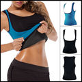 2017 Hot Sexy Waist Trainer Corsets for Sweat Vest Neoprene Top Body Shaper Slimming Belly Sheath Shapewear Plus Size