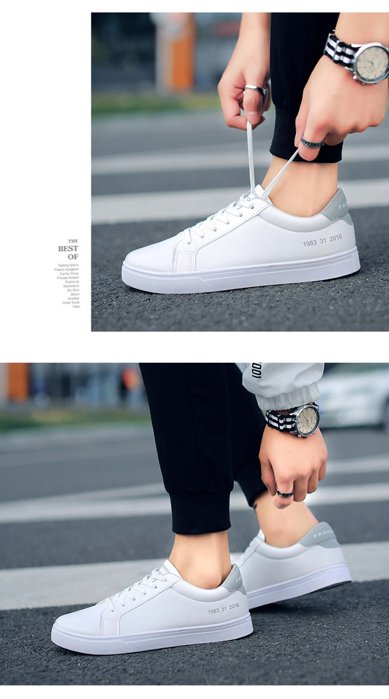 HTB17moDatjvK1RjSspiq6AEqXXar 2019 Spring White Shoes Men Casual Shoes Male Sneakers Cool Street Men Shoes Brand Man Footwear KA793