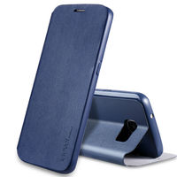Fashion Slim Leather Soft TPU Flip Case For Samsung Galaxy S7 S7 Edge Luxury Phone Case