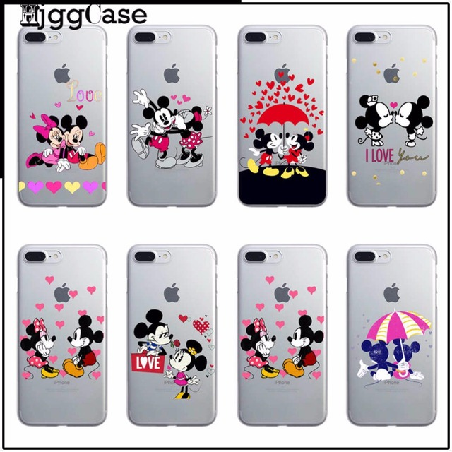 coque silicone iphone 7 mickey