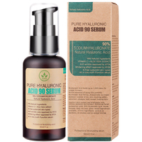 Korean Cosmetics PURITO Pure Hyaluronic ACID 90 Serum 60ml Face Cream Skin Care Anti Wrinkle Whitening