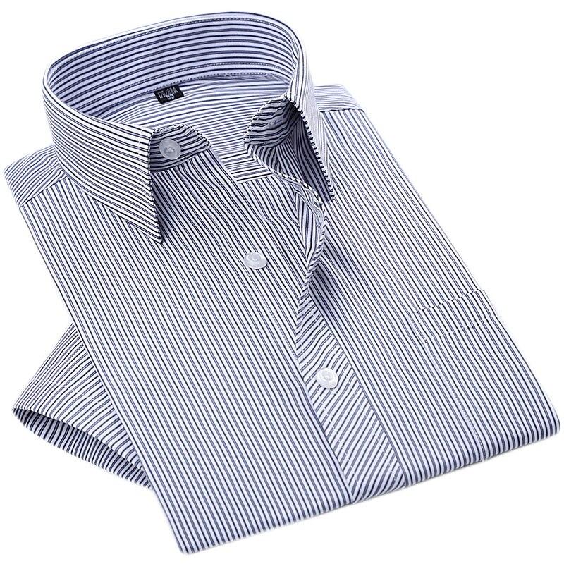 Verano de las mujeres blancas camisas cortas de La