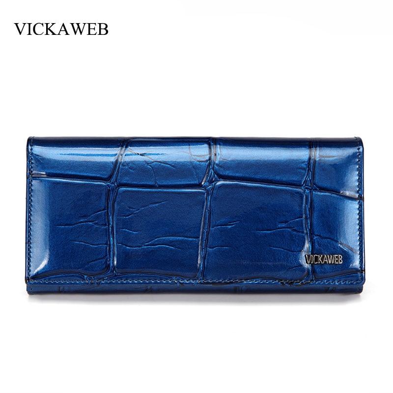 de couro genuíno carteira feminina Main Material : Genuine Leather, cowhide