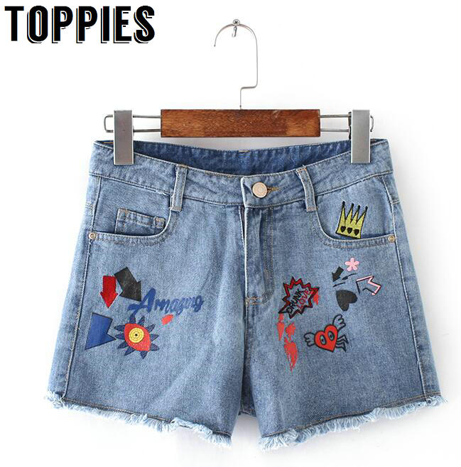 Cartoon Print Shorts for Women Promotion-Shop for Promotional ...