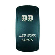 LED automotive rocker switch toggle ASW-13D car modified air