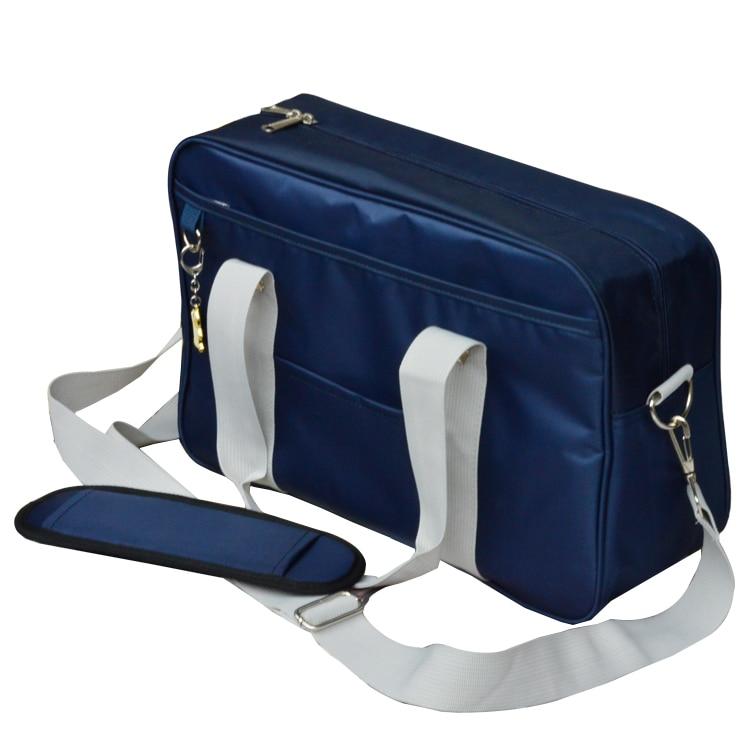 Japanese anime your name. cos JK uniforms bags Kuroko's Basket The same paragraph blue Handbags District 11 crossbody schoolbag стоимость