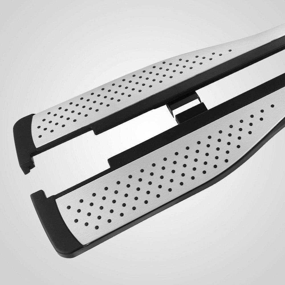 running board barras de passo lateral ferroviário (se encaixa: honda CR-V)