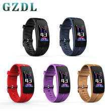 GZDL Outdoor Sport Smart Watch Waterproof Bracelet Wristband Heart Rate Blood Pressure Fitness Tracker WT8240