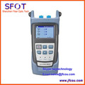 Medidor de Potencia Óptica PON SFOT-3201 perfecta Calidad Con Pantalla Grande, utilizado en CIRCUITO CERRADO de TELEVISIÓN y FTTx, 1490/1550/1310nm