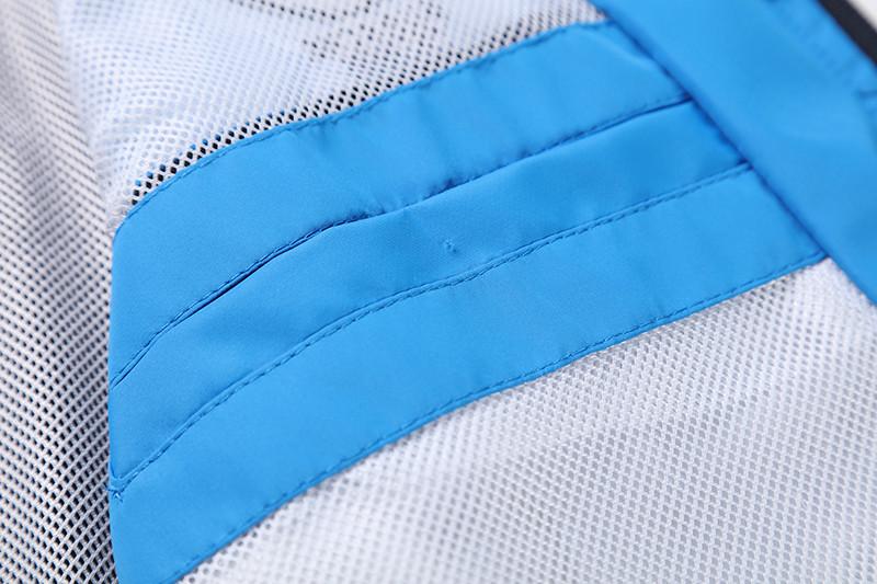 New Arrival Marka Dres Casual Sporta Kostiumu Mężczyźni Mody Bluzy Zestaw Kurtka + Spodnie 2 SZTUK Poliester Sportowej Mężczyzn 4XL 5XL SP019 20